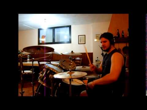 Deliver Me-Parkway Drive drum cover by Stefano Righetti ( Nuz)