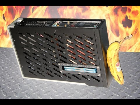 GTX 1080 Hot Rod PC – Smaller than a PS4