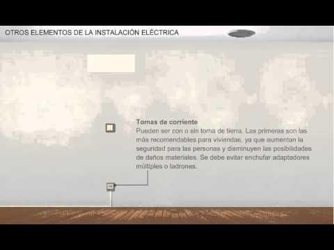 Instalaciones electricas domesticas youtube - Instalacion electrica domestica ...