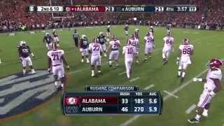 2013 Iron Bowl - #1 Alabama vs. #4 Auburn (HD)