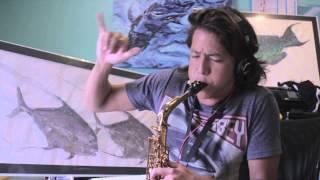 David Guetta Titanium On Sax