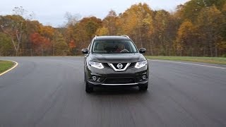 2014 Nissan Rogue First Drive Consumer Reports