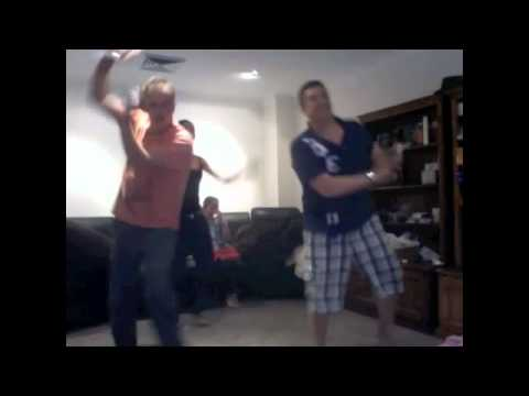Funny/Embarrassing Dads Party Rock Anthem- Just Dance 3