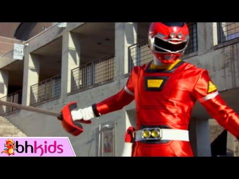 Phim Siêu Nhân Hải Tặc Gokaigers - Tập 14 : Biến Hình Siêu Nhân Xe Đua