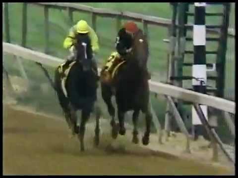 1989 Preakness Stakes Easy Goer Vs Sunday Silence