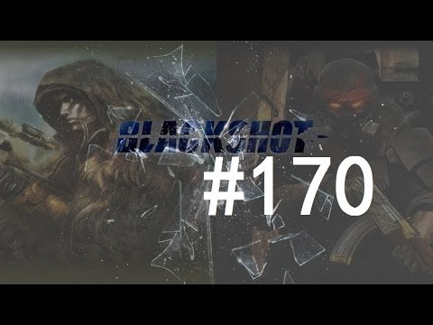 BlackShot #170 Finish Bullet ? Time to Loot Enemy Gun!!