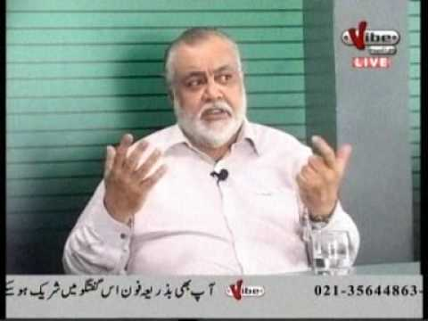 Yusaf Gabol on Vibe Tv Part 2