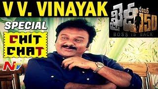 V V Vinayak Exclusive Interview || Chiru's Khaidi No 150 Movie