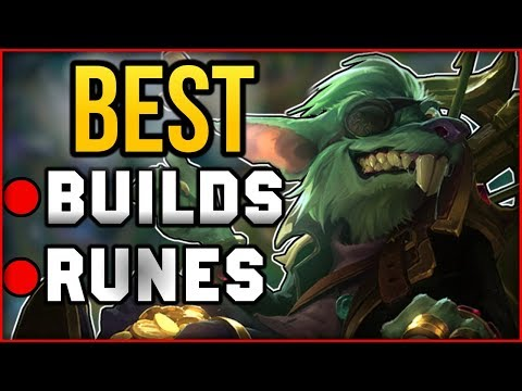 Best Twitch Jungle Runes & Builds for CARRYING!  League of Legends - Twitch Jungle Build Guide