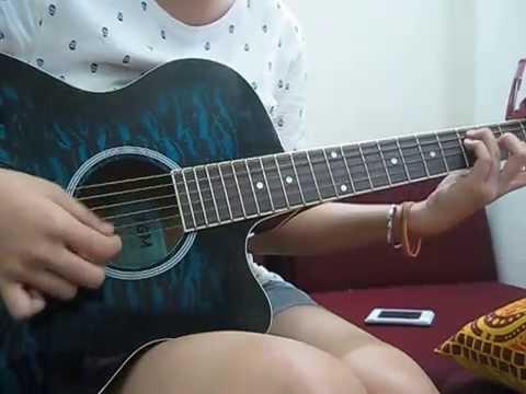 Buổi chiều hôm ấy - Phạm Quỳnh Anh  (Guitar cover - Truc Tran)