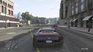 GTA 5 Online FREE SUPER CAR TRUFFADE ADDER Bugatti