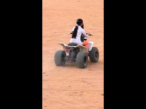 Desert ride reema hiba and ruba