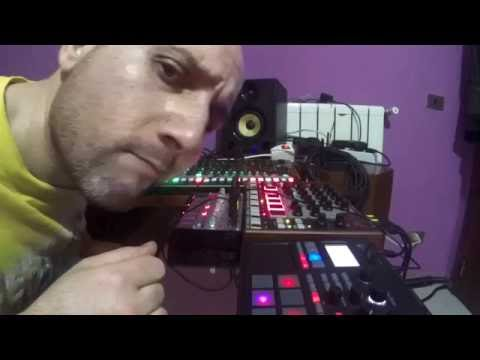 MROlive..Live Set...JD-XI/TR-8/Rhythm Wolf/Electribe 2...My Sequence Production!!!