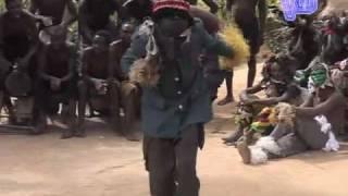 THE NYAUANCIENT DANCERS OF AFRICA