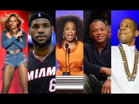 Forbes' Most Powerful Celebs Of 2014