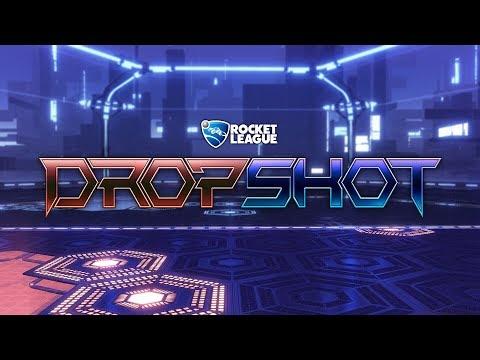 Rocket League: Dropshot II (semi)Pro tips/tricks