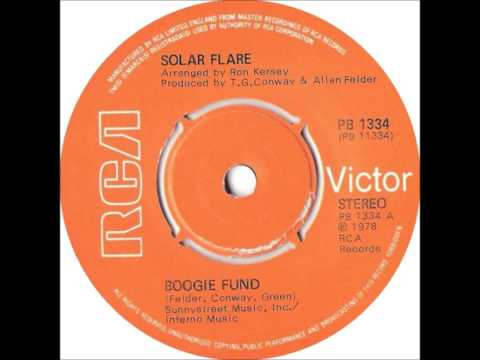 Solar Flare Boogie Fund Dont Play With Fire