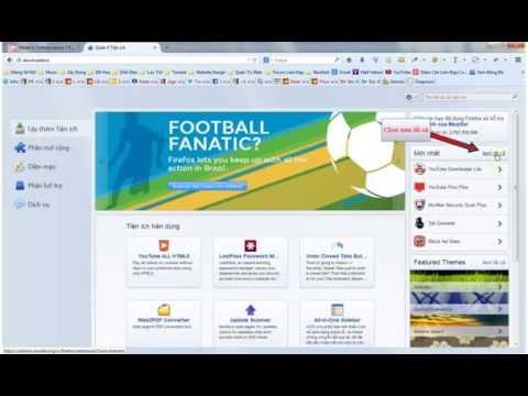 Hướng dẫn cài đặt Add-on dịch mọi ngôn ngữ ( tiếng anh ) sang Tiếng Việt cho Mozilla Firefox