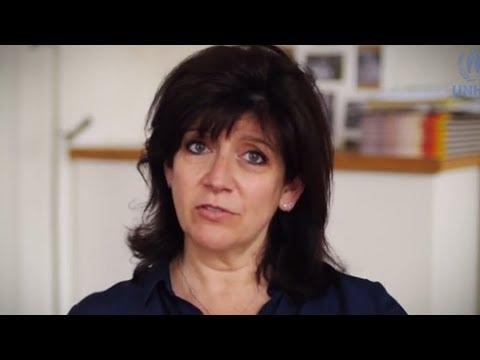 Emma Freud tells her Dad's refugee story