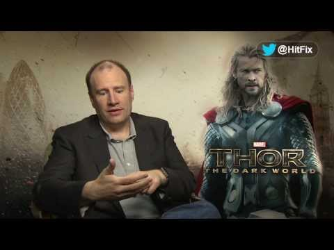 Kevin Feige on Thor: The Dark World, Agents of SHIELD and Loki's future