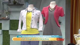 Carrie LaShell NBC Seattle--Creating Outfits