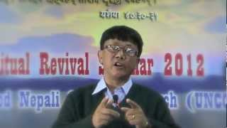 "Jan 24 Message 3 By Pastor Jiwan Rai ""Jyoti"""