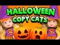 Barbie Halloween Copy Cats
