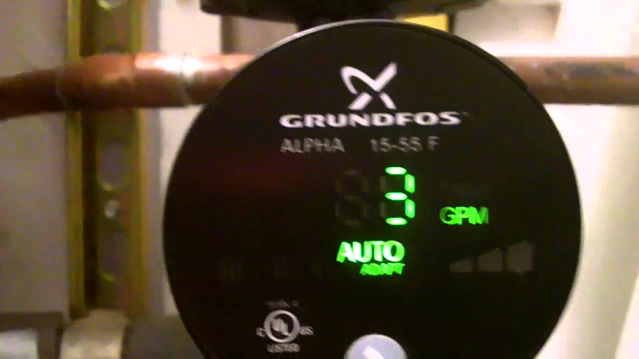 grundfos alpha youtube. Black Bedroom Furniture Sets. Home Design Ideas