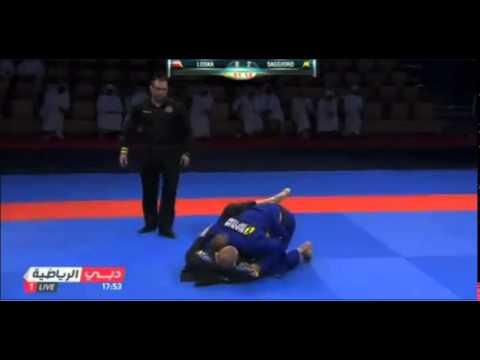 Leo Saggioro x J. Loska - World Pro 2014