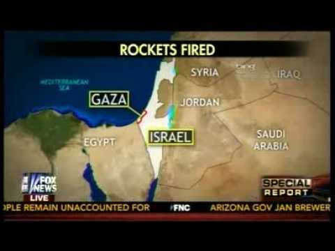 Gaza, Rockets Fired at Israel !