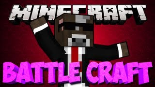 Minecraft BATTLE CRAFT Minigame