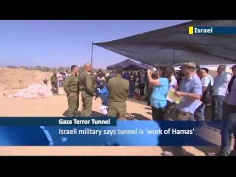 Gaza Terror Tunnel: IDF blames Hamas for sophisticated underground passage connecting Gaza to Israel