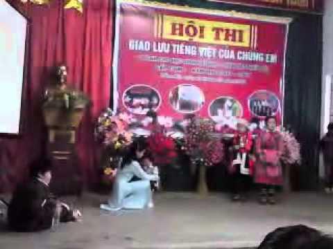 Tiểu phẩm thi Tiếng Việt của chúng em