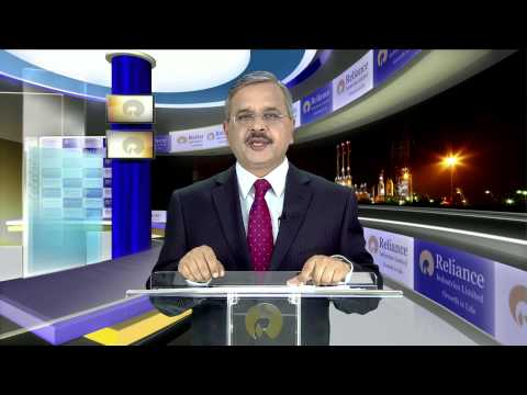 RIL Financial Results FY2013-14: Umesh Upadhyay, Spokesperson