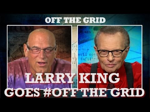 LARRY KING GOES #OFFTHEGRID - PART ONE | Jesse Ventura Off The Grid - Ora TV