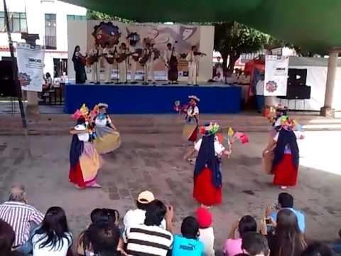 Danzas Michoacán