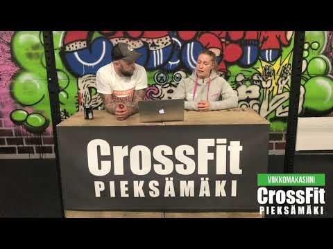 CrossFit Pieksämäki Viikkomakasiini jakso #4 (1.9.2020)
