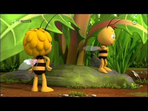 Včielka maja - Aká milá osa