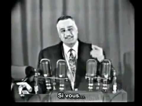 Nasser aux Frères musulmans : vous voulez le voile ? Portez-le vous-mêmes !