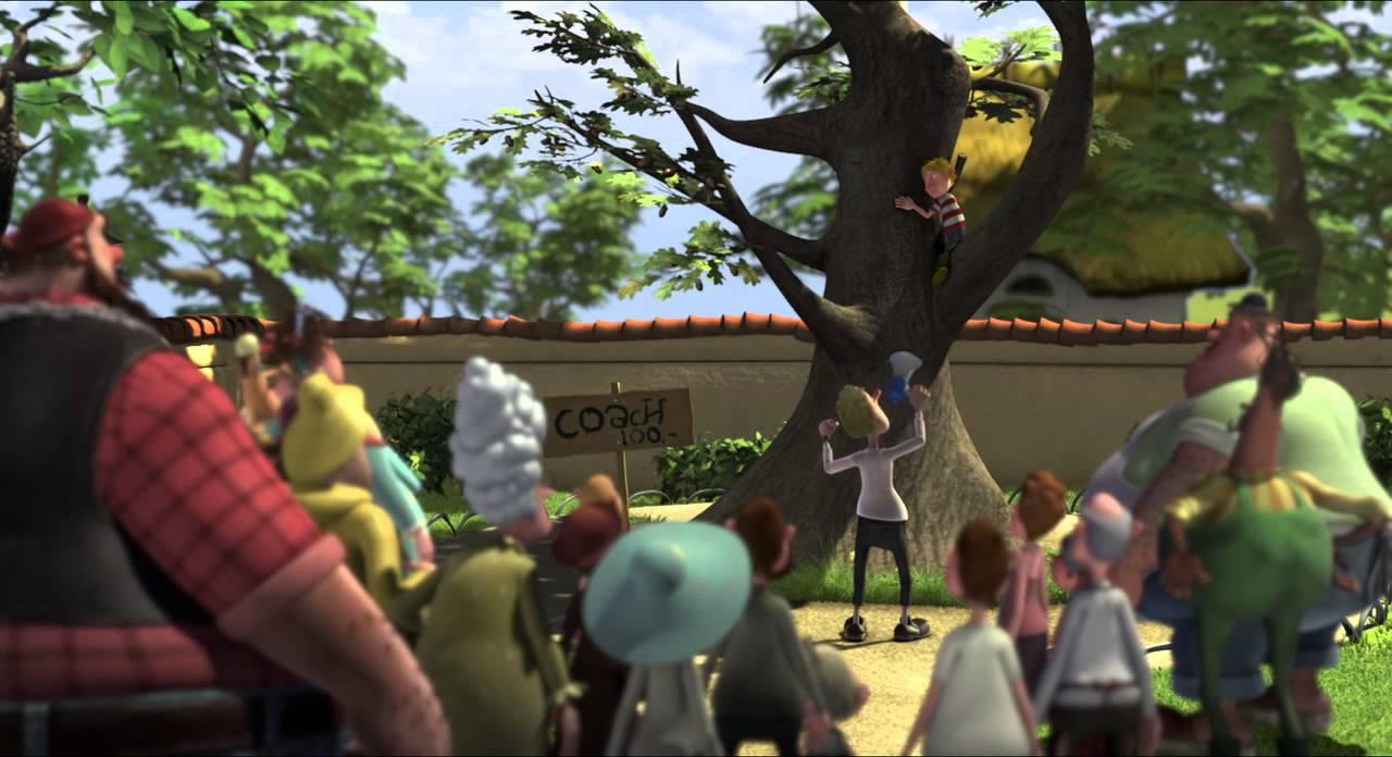 Tarzan-Gruel