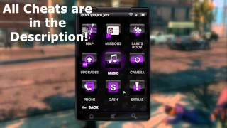 Saints Row The Third Cheats Spotlight
