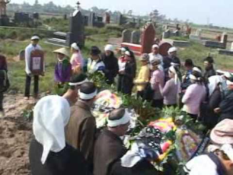 Lễ tang bà Maria Bùi Thị Hời 5