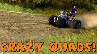 Spin Tires Crazy Quad Bikes Mod Pack Download Link In