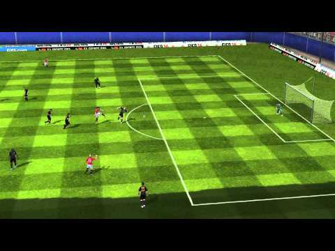 FIFA 14 Android - cuilco VS Galatasaray SK