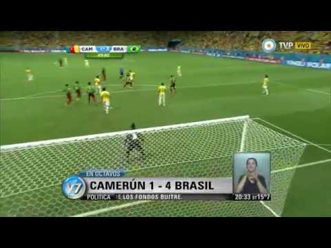 Visión 7 - Brasil 2014: El Mundial a pleno