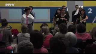 musical van de Bienekebolders - 623 Musical de Trein