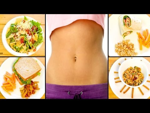 My Healthy Diet Routine: Get Slim For Summer! + School Lunch & Snack Ideas!
