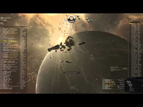 EVE Online - RIP Jamyl Sarum, The Empress Killed By Drifters