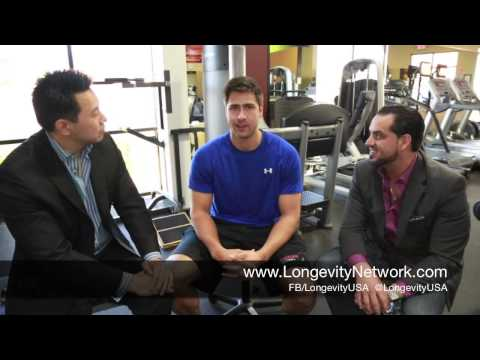 MLB Texas Ranger's Joey Gallo uses Longevity's Rehab1000 | Pain Relief Cream