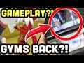 GYMS ARE BACK EXCLUSIVE Pokemon Ultra Sun and Ultra Moon Facts Theories Information